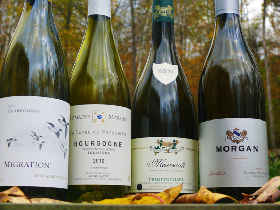 California-and-french-chardonnays