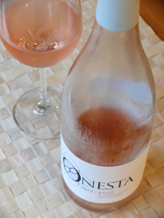 Young Wine, Old Vines: Onesta Cinsaut Rosé From Bechthold Vineyard