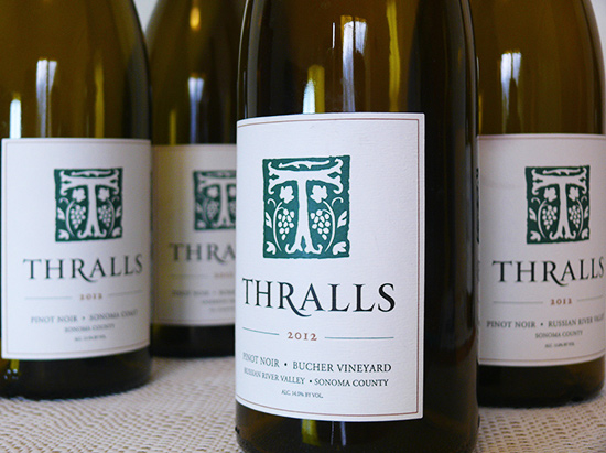 Held In Thrall: An Interview with Ed Thralls of Thralls Family Cellars