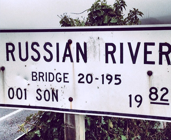Russian River's #1 Son? (credit: Thralls)
