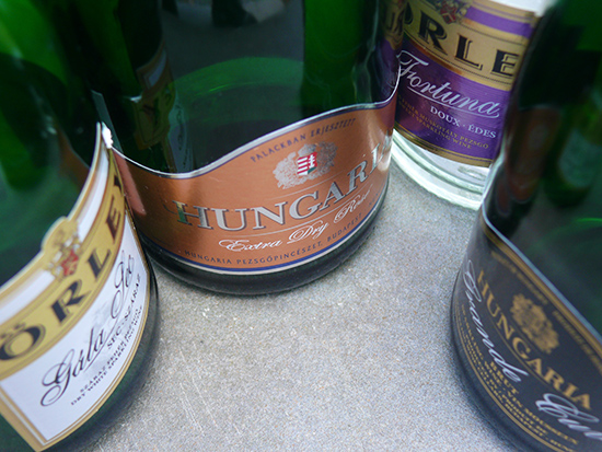 Four Hungarian Sparklers