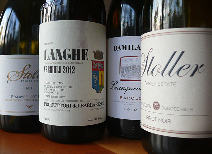 Pinot Noir, Nebbiolo, and the Affinities That Belie Origin