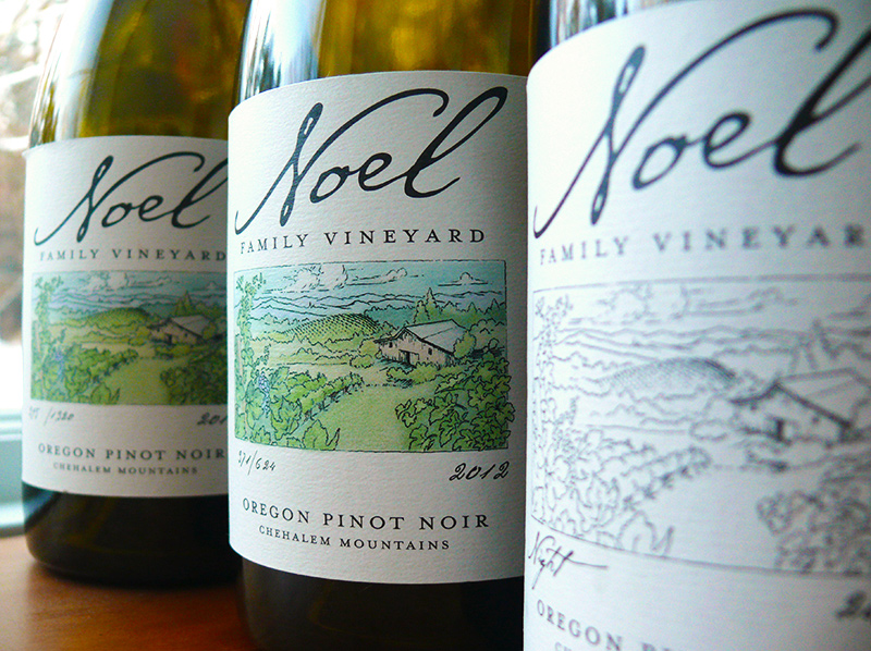 Noel Family Vineyard: Earthy, Lyrically Evocative Pinot Noir