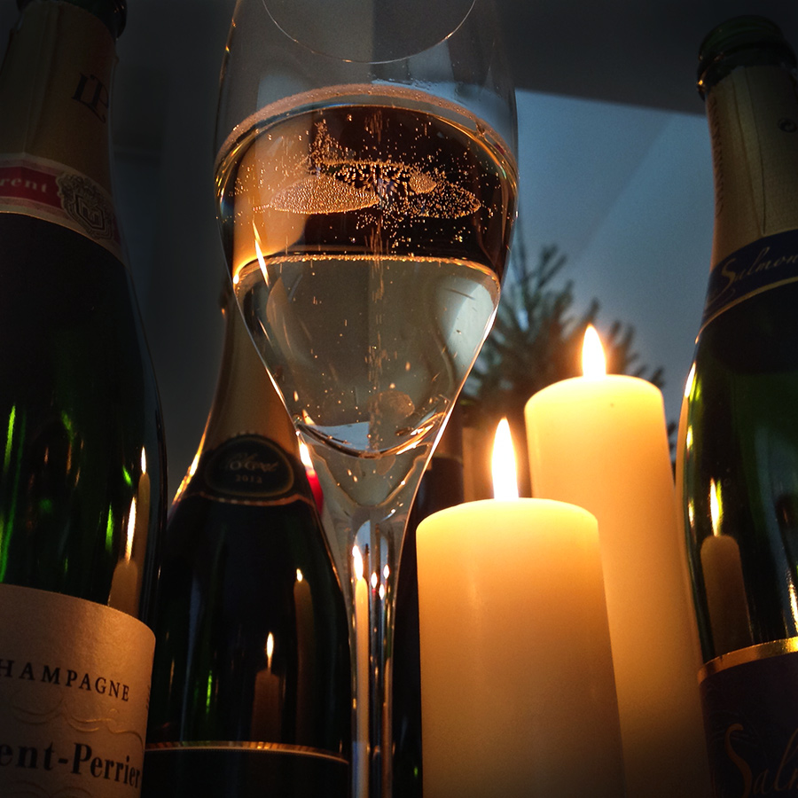 Sparkling Wines for Now: Opulent