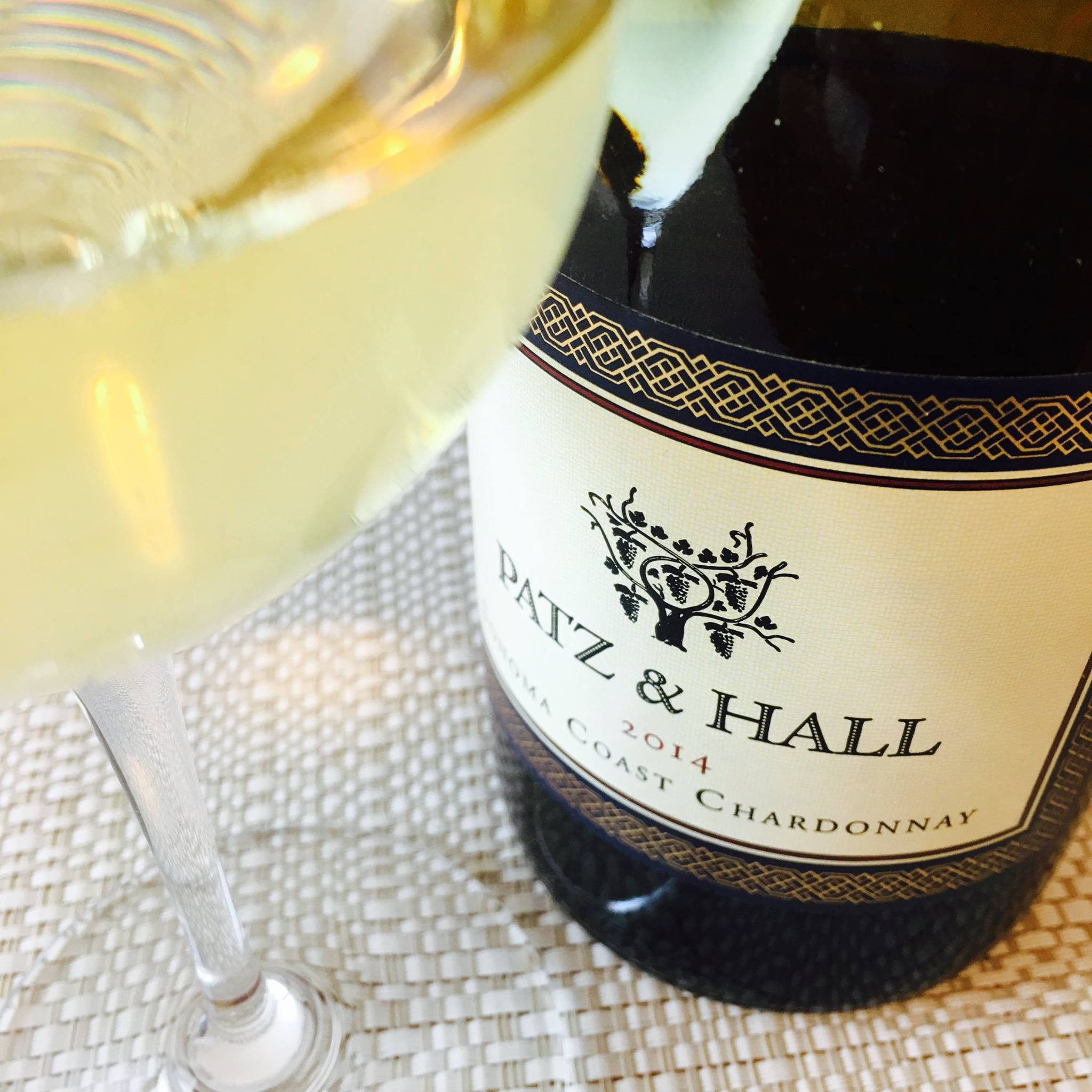 2013 Patz & Hall Chardonnay Hyde Vineyard Carneros, Napa Valley