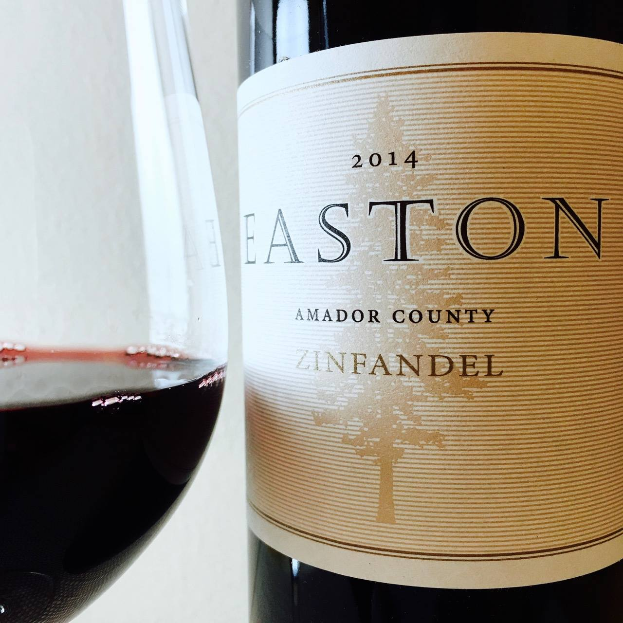 2014 Terre Rouge Easton Zinfandel Amador County