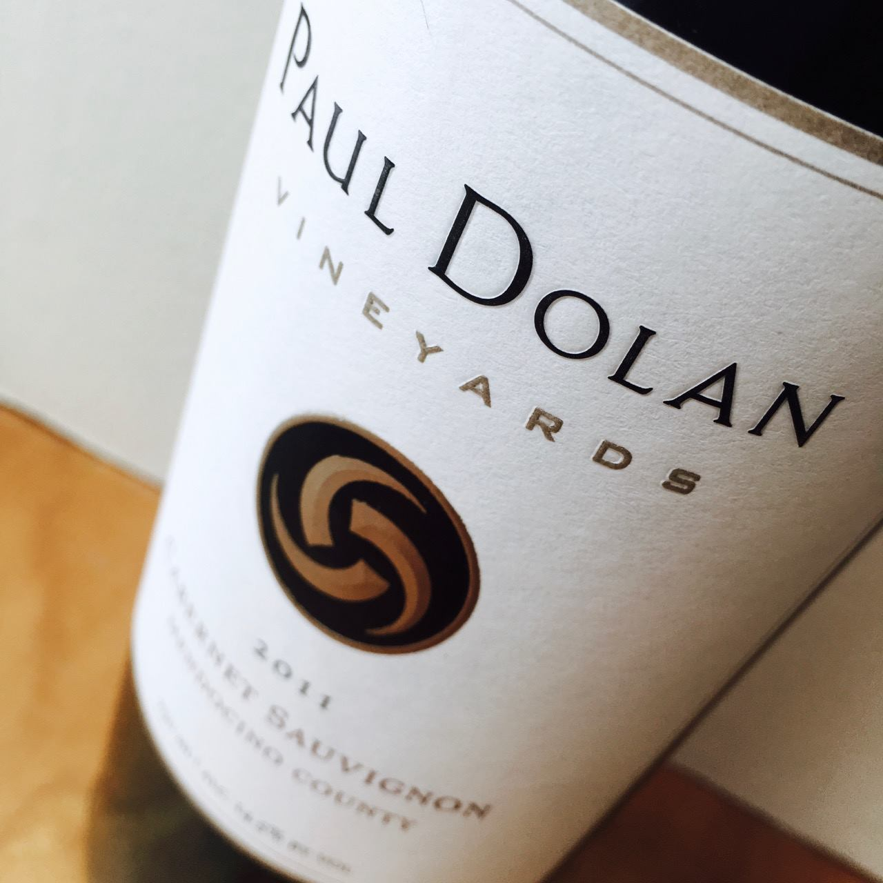 2011 Paul Dolan Vineyards Cabernet Sauvignon Mendocino County