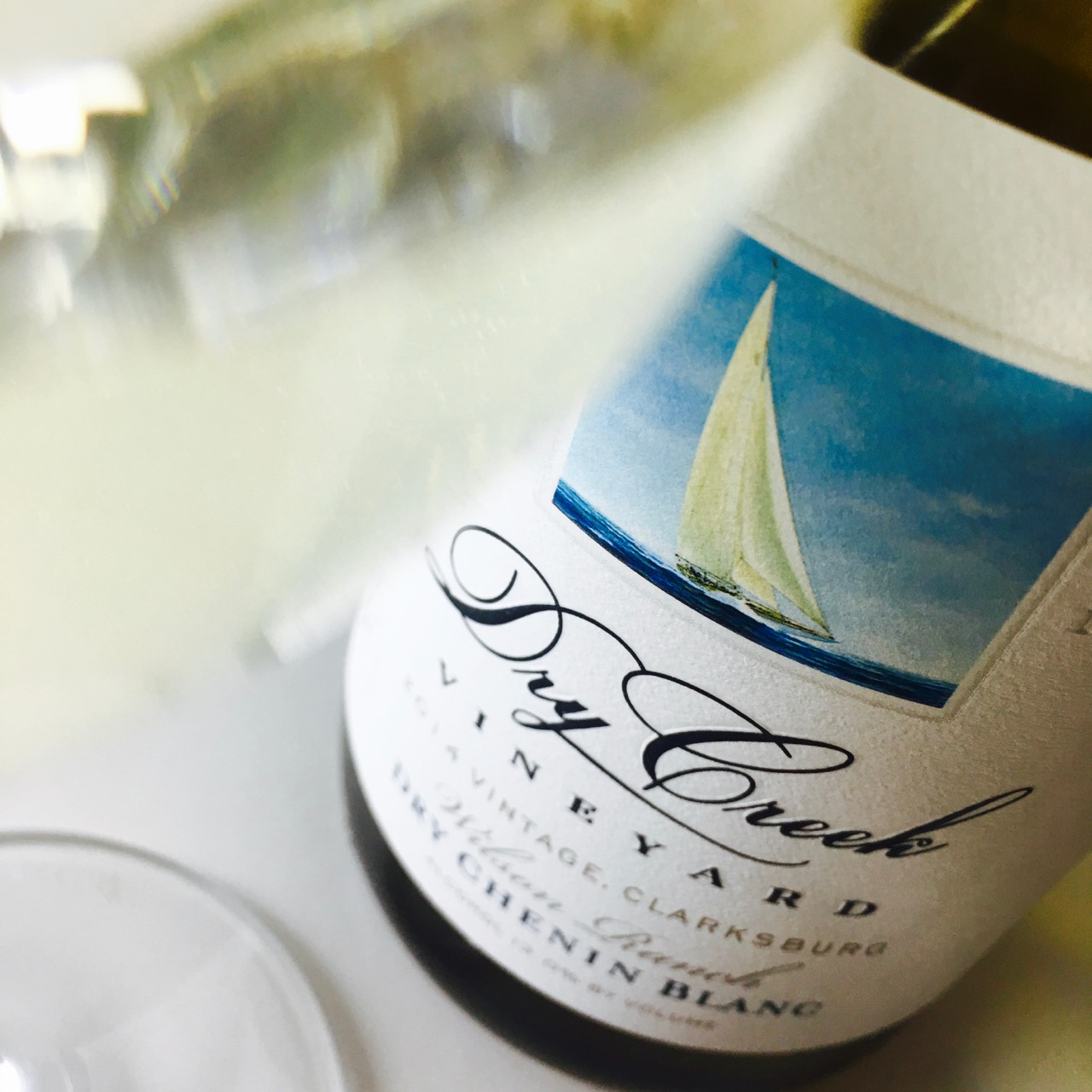 2014 Dry Creek Vineyard Chenin Blanc Wilson Ranch, Clarksburg