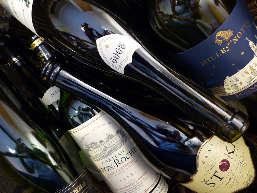 Ten Favorite Wines of 2014