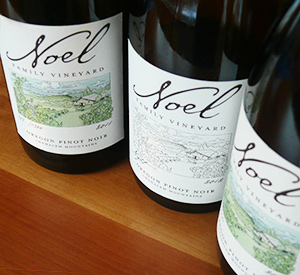 Ten Favorite Wines of 2014, Number Two: 2011 Noel Family Vineyard Pinot Noir