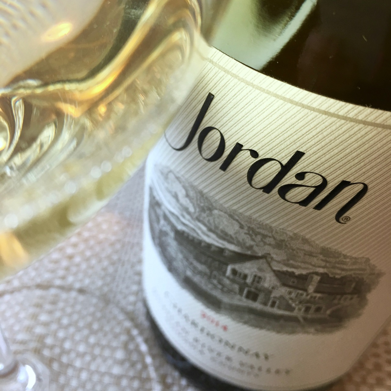 2014 Jordan Vineyard and Winery Chardonnay Russian River Valley, Sonoma County