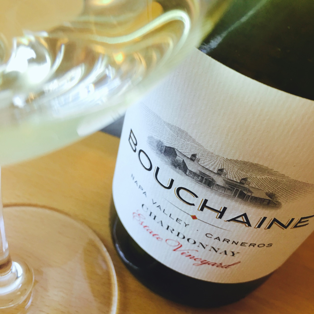 2013 Bouchaine Estate Chardonnay Carneros, Napa Valley