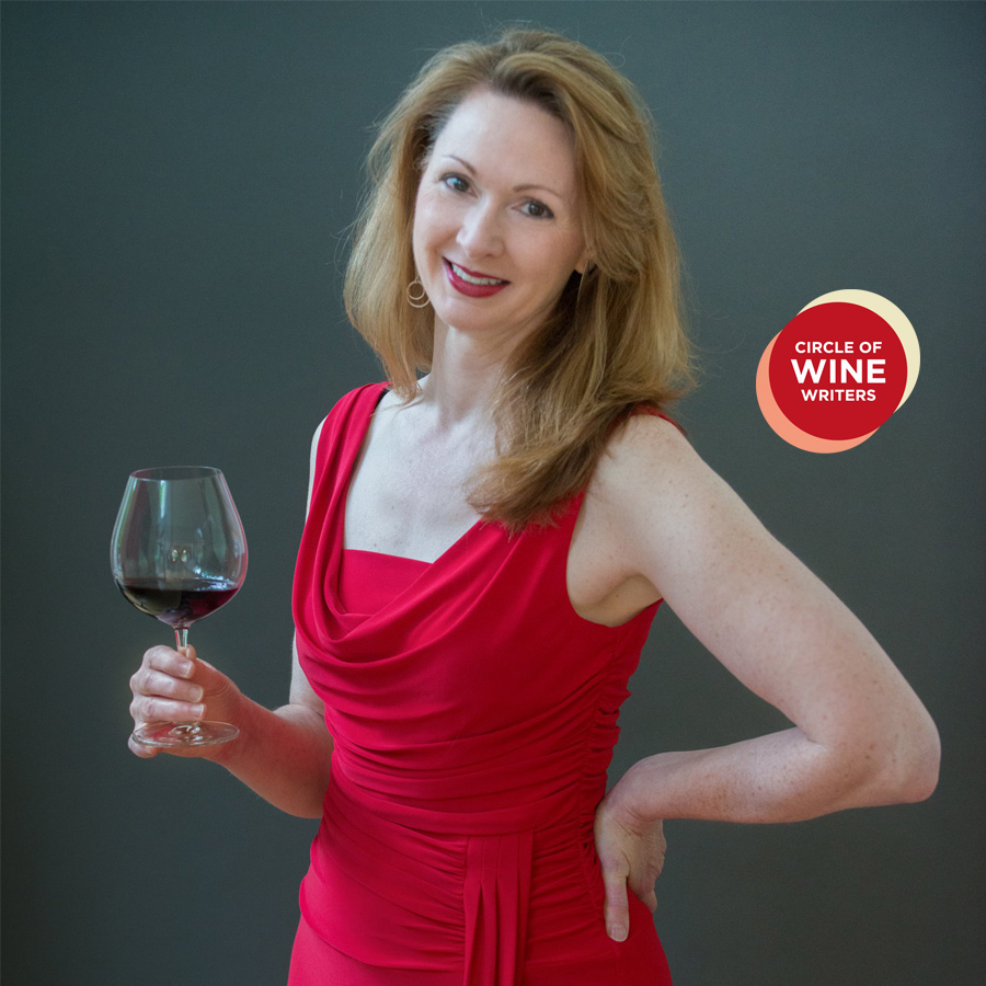 Meg Houston Maker Joins The Circle of Wine Writers