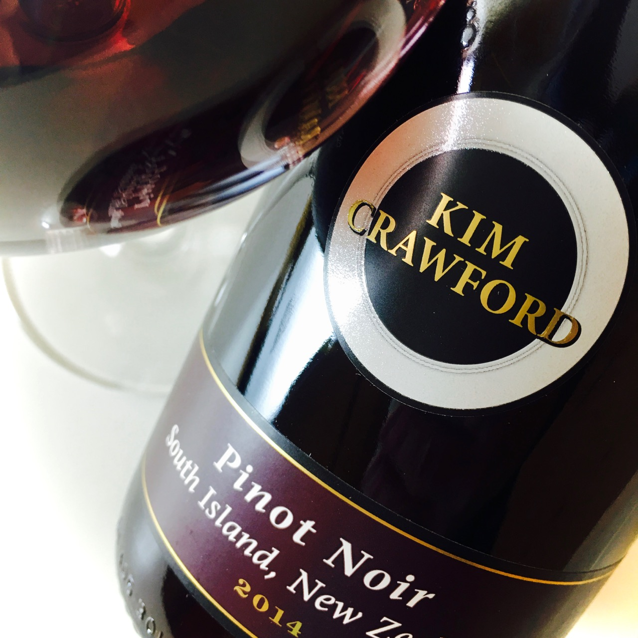 2014 Kim Crawford Pinot Noir South Island New Zealand