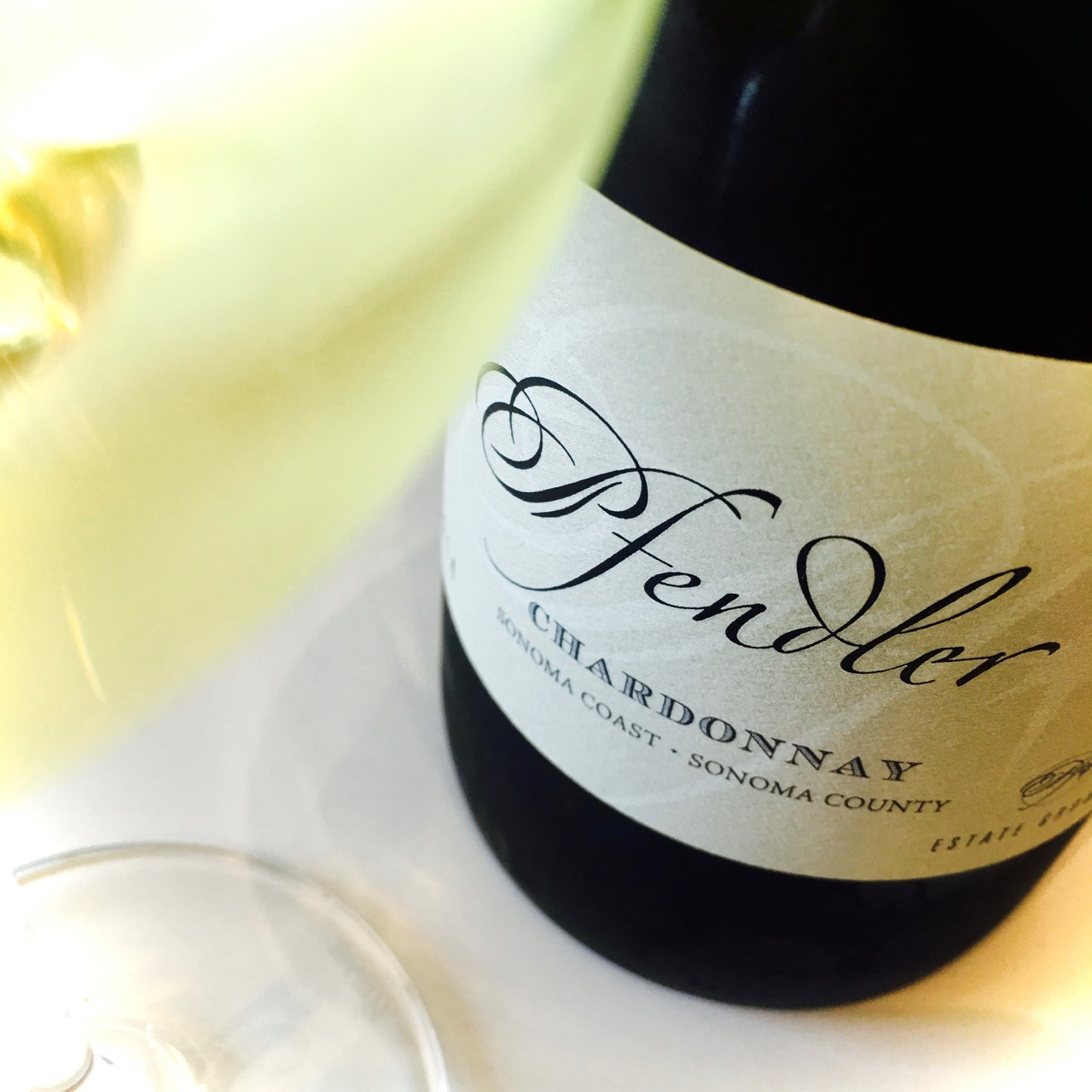2014 Pfendler Vineyards Chardonnay Sonoma Coast, Sonoma County