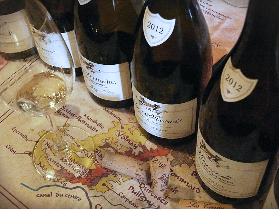 The Wines of Domaine Philippe Chavy