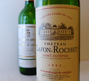 Ten Favorite Wines of 2014, Number Five: 1995 Château Lafon-Rochet Saint-Estèphe Grand Cru Classé