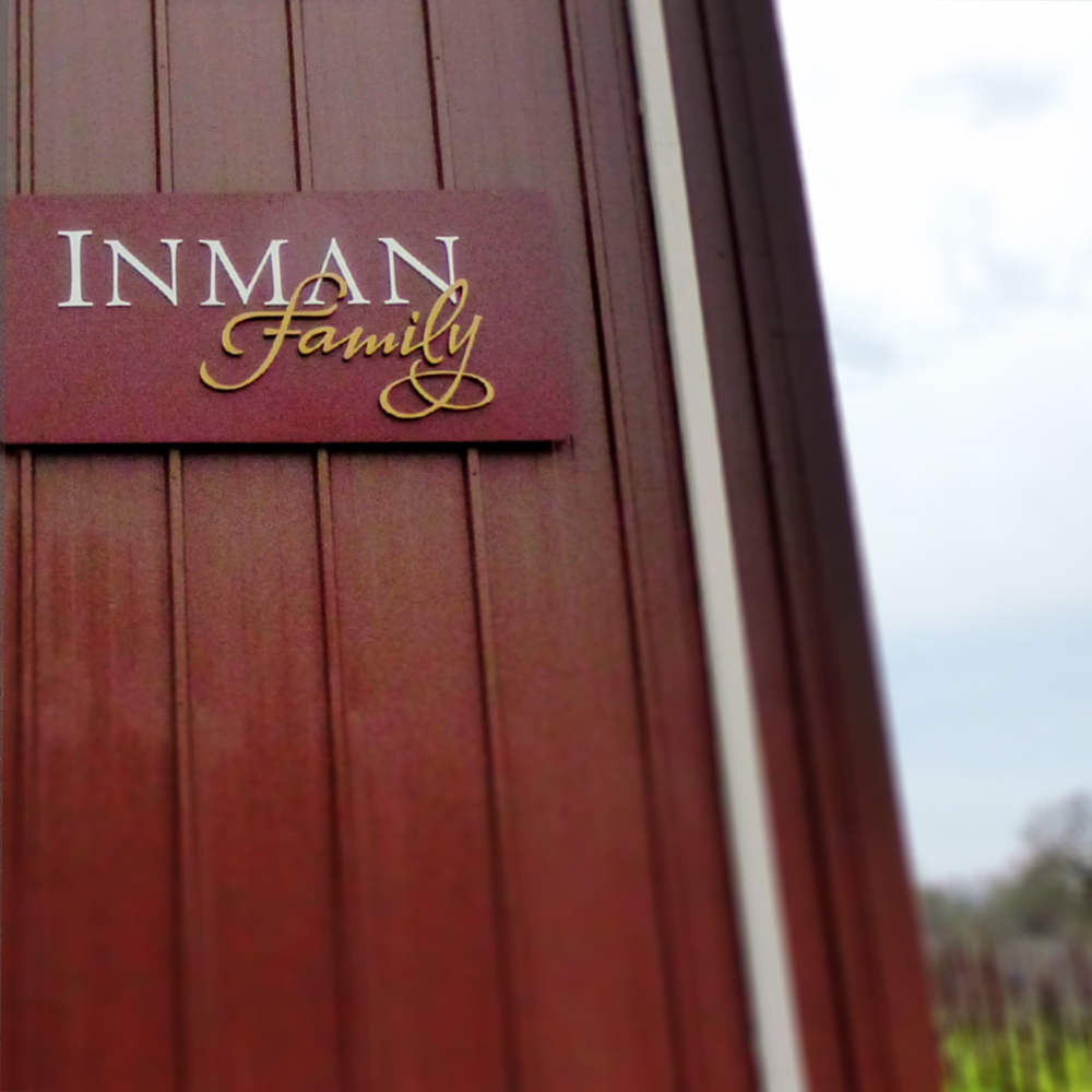 Inman Family Wines Winery