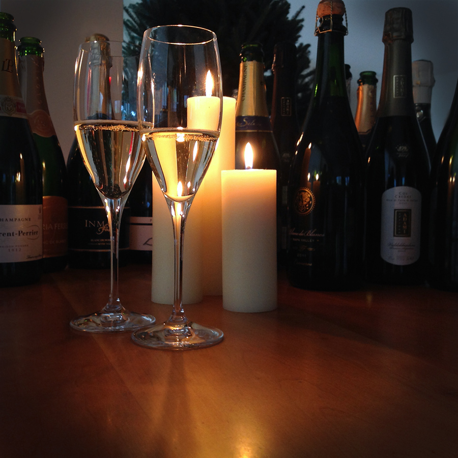 Sparkling Wines for Now: Elegant