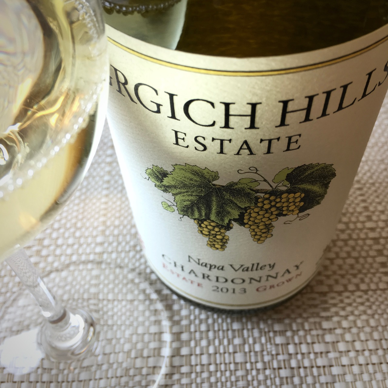 2013 Grgich Hills Estate Chardonnay Napa Valley