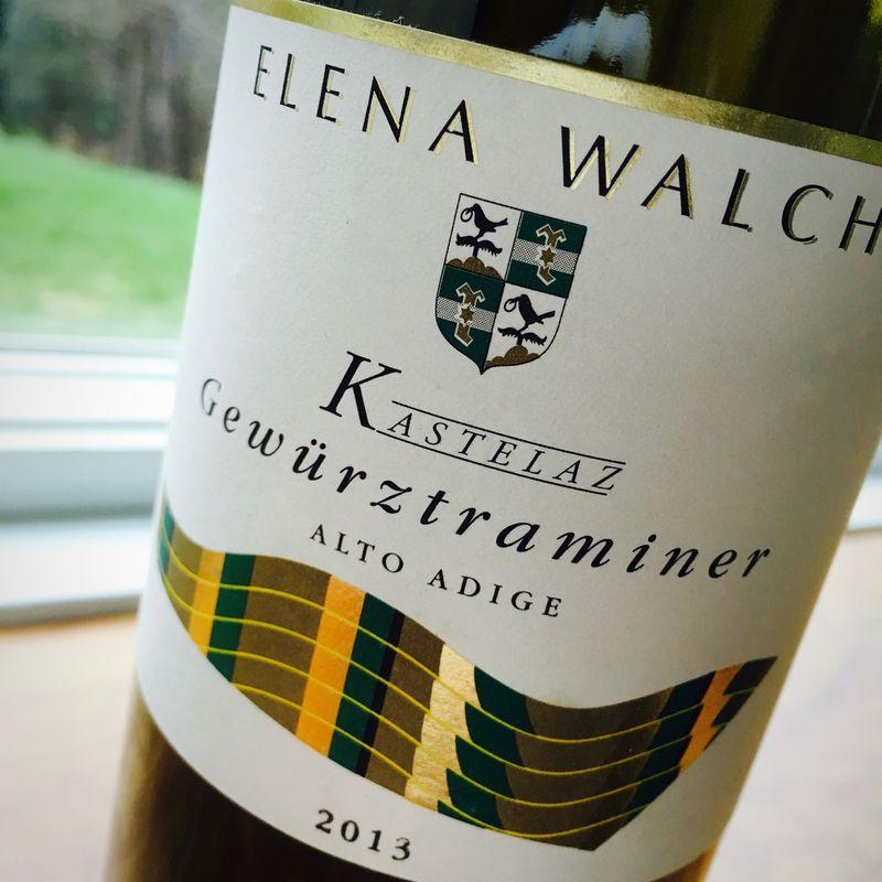"""2013 Elena Walch Gewürztraminer """"Kastelaz"""" Alto Adige"""