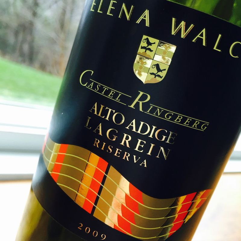 "2009 Elena Walch Lagrein ""Castel Ringberg"" Riserva Alto Adige"