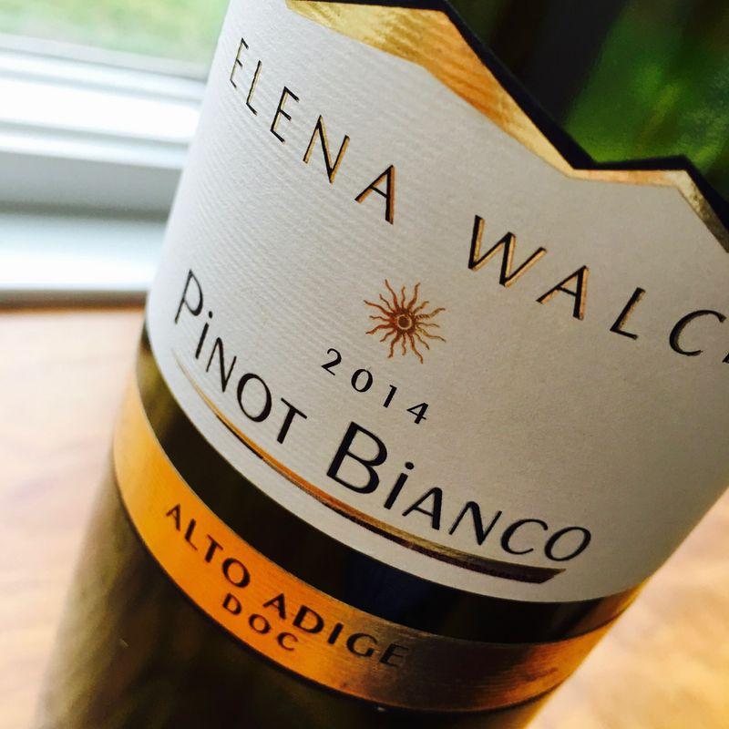 2014 Elena Walch Pinot Bianco Alto Adige