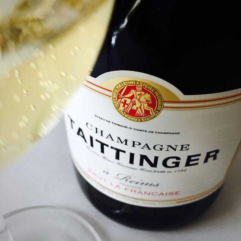 NV Taittinger Brut La Française Champagne