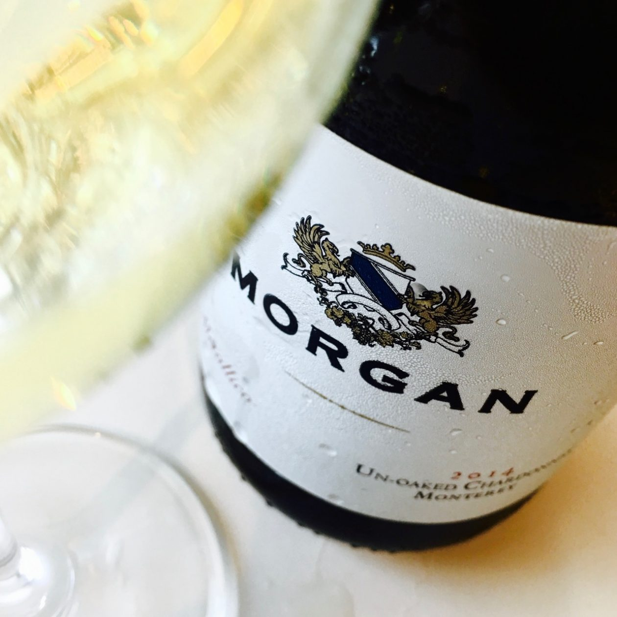 2014 Morgan Winery Chardonnay Metallico Monterey County