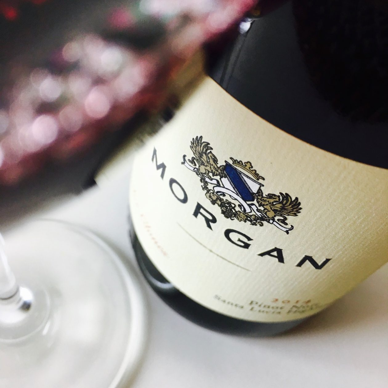 2014 Morgan Winery Pinot Noir Twelve Clones Santa Lucia Highlands