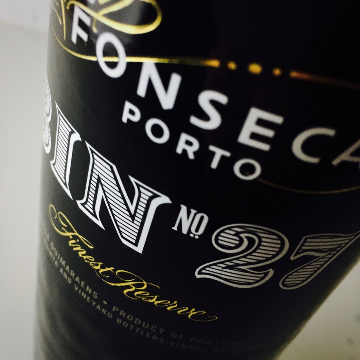 NV Fonseca Bin 27 Finest Reserve Port