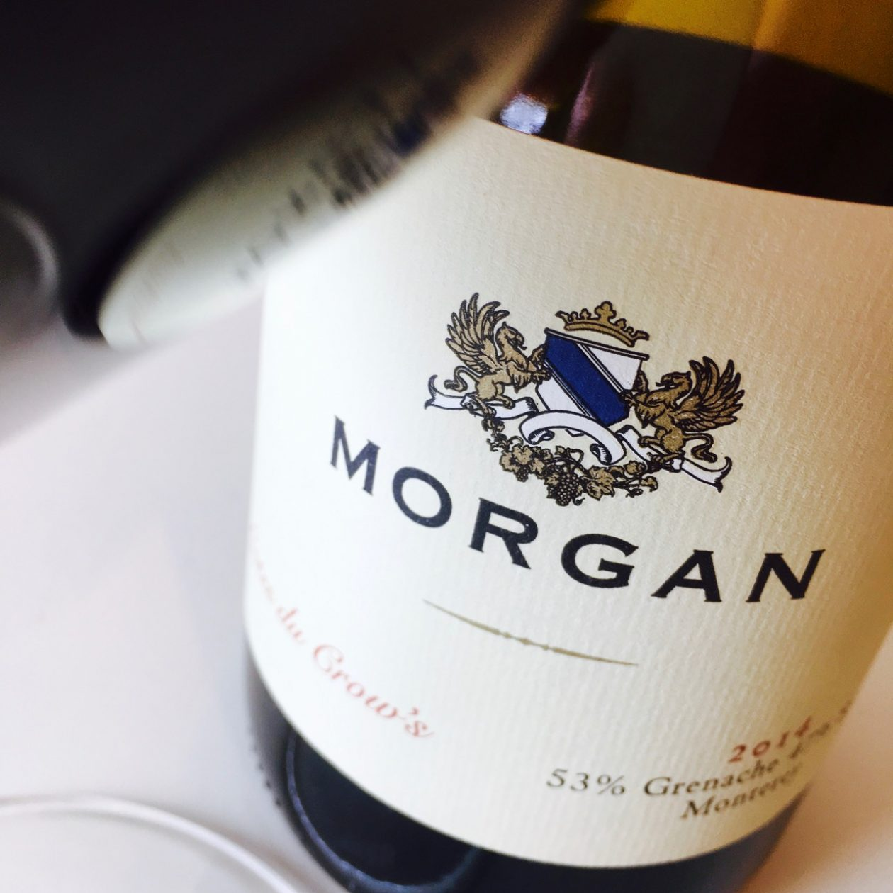 2014 Morgan Winery Red Blend Côtes du Crow's Monterey County