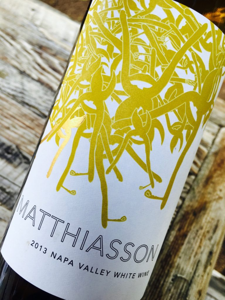 2013 Matthiasson White Wine Napa Valley