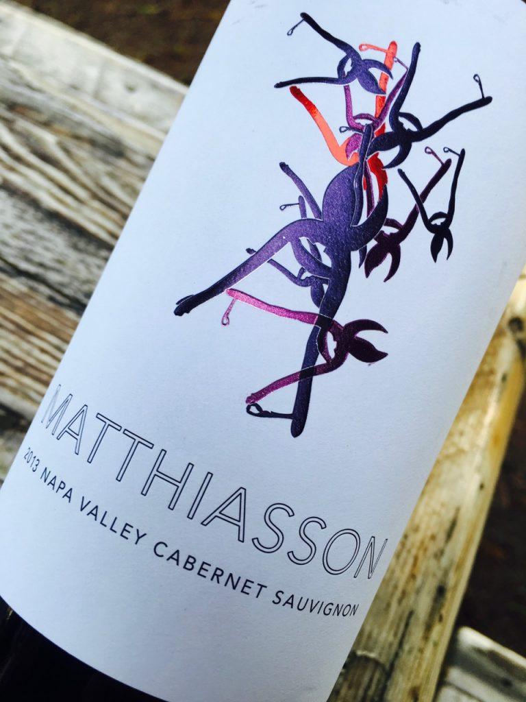 2013 Matthiasson Cabernet Sauvignon Napa Valley