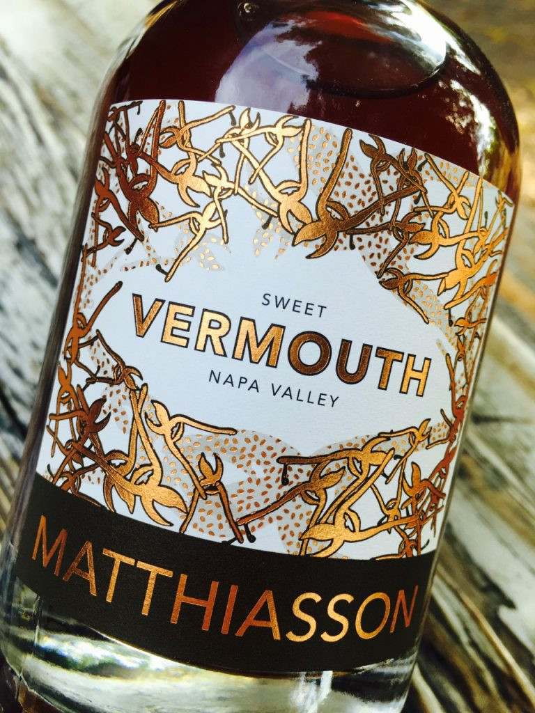 NV Matthiasson Sweet Vermouth No. 2 Napa Valley