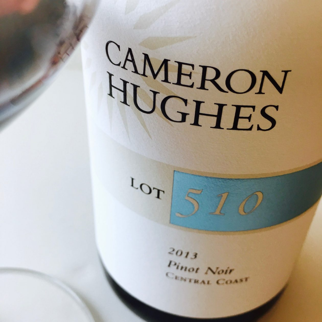 2013 Cameron Hughes Pinot Noir Lot 510 Central Coast