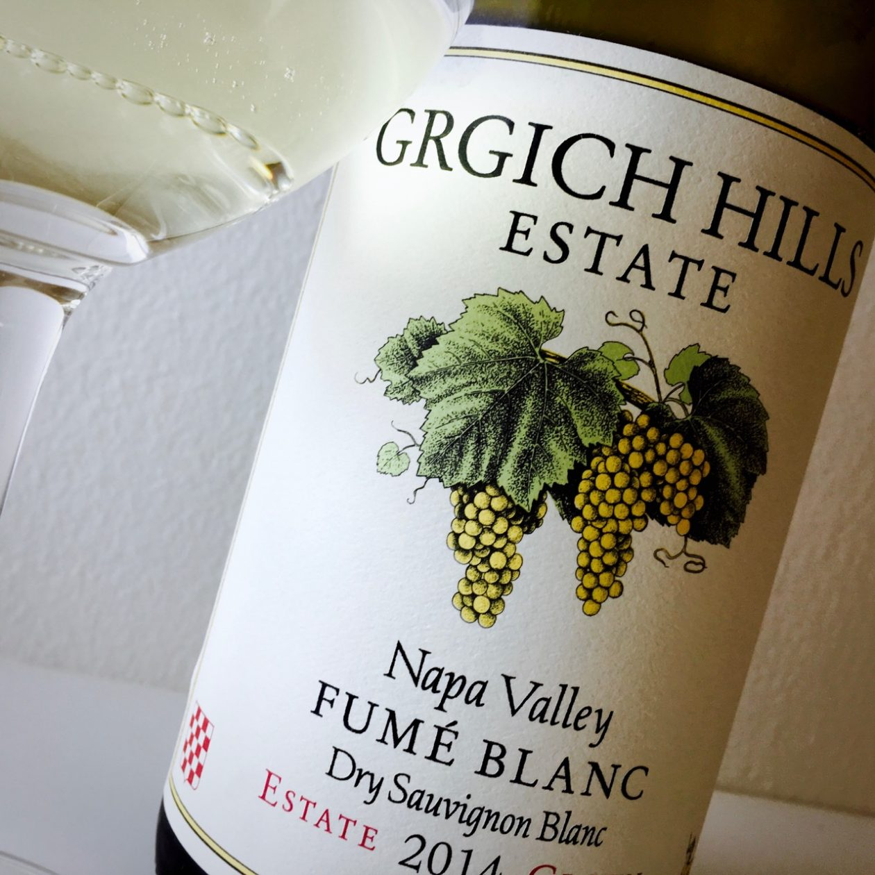 2014 Grgich Hills Estate Fumé Blanc Napa Valley