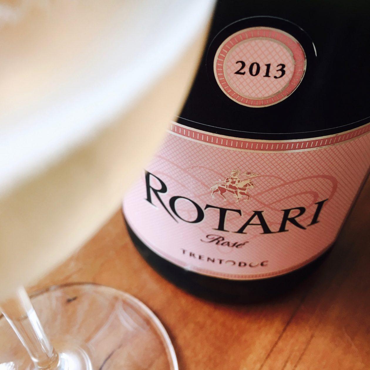 2013 Rotari Brut Rosé Trentodoc