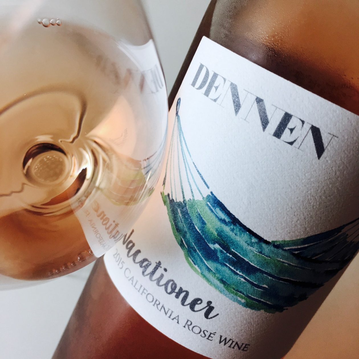 2015 Dennen Vacationer Rosé California