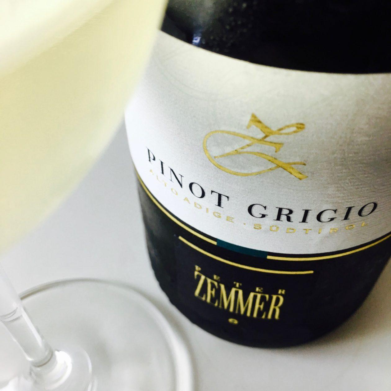 2015 Peter Zemmer Pinot Grigio Südtirol Alto Adige DOC
