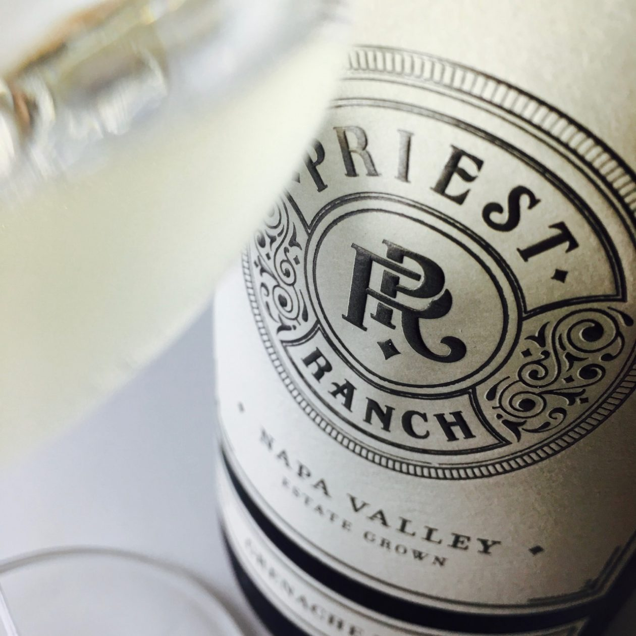 2015 Priest Ranch Grenache Blanc Napa Valley