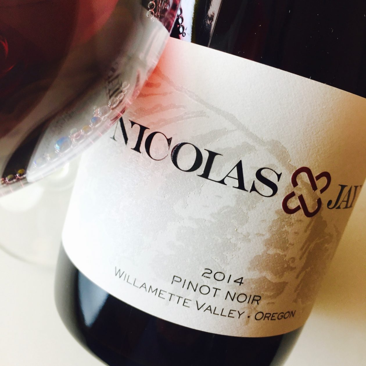 2014 Nicolas Jay Pinot Noir Willamette Valley