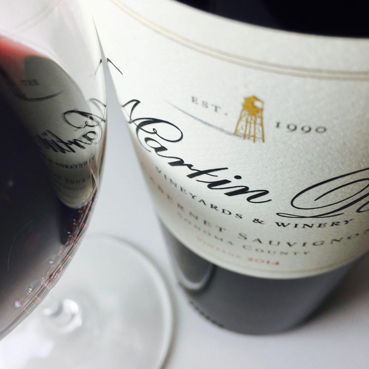 2014 Martin Ray Vineyards & Winery Cabernet Sauvignon Sonoma County