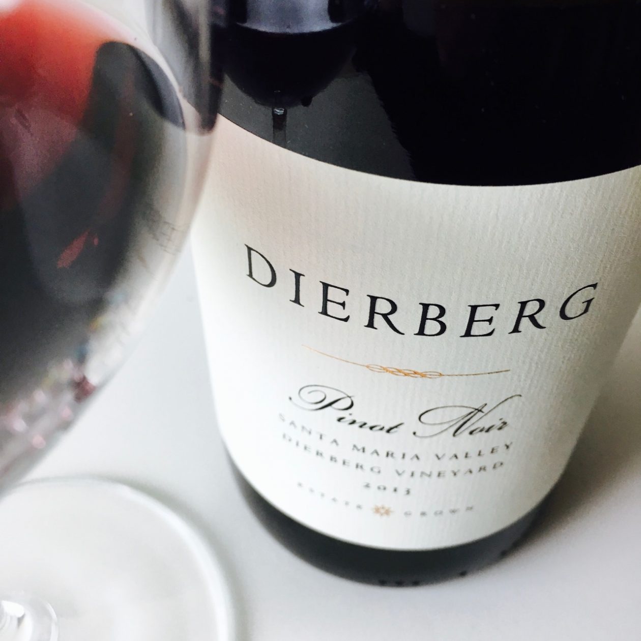 2013 Dierberg Vineyard Pinot Noir Estate Santa Maria Valley