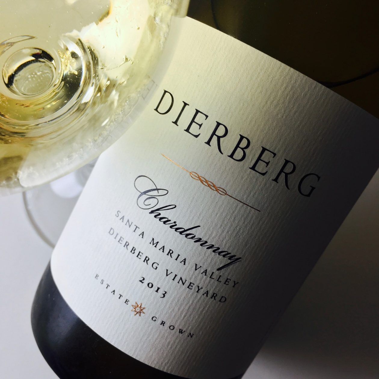 2013 Dierberg Chardonnay Estate Santa Maria Valley