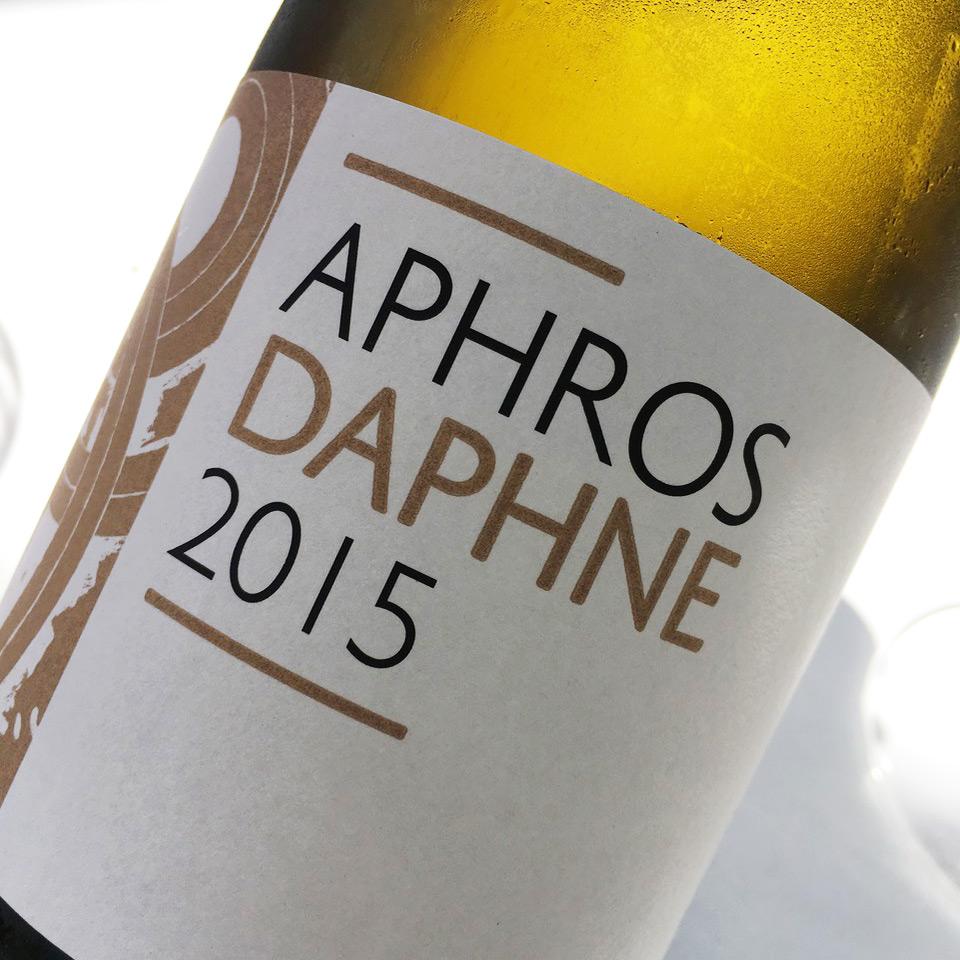 2015 Aphros Daphne Sub-Região Lima, Vinho Verde DOC