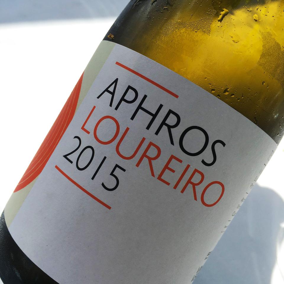 2015 Aphros Loureiro Sub-Região Lima, Vinho Verde DOC