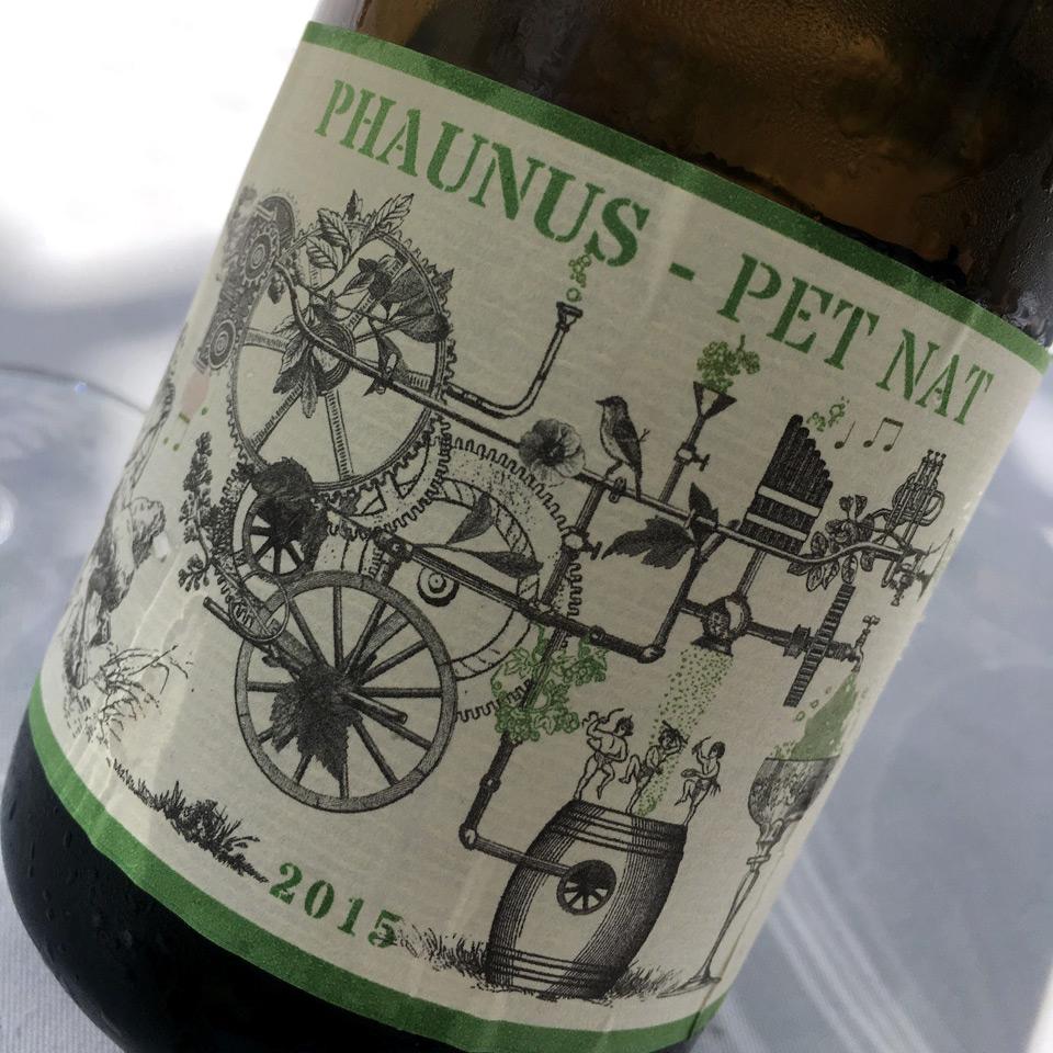 2015 Aphros Phaunus Pet Nat Sub-Região Lima, Vinho Verde DOC