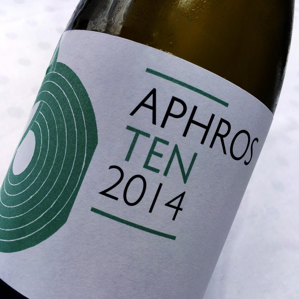 2014 Aphros Ten Sub-Região Lima, Vinho Verde DOC