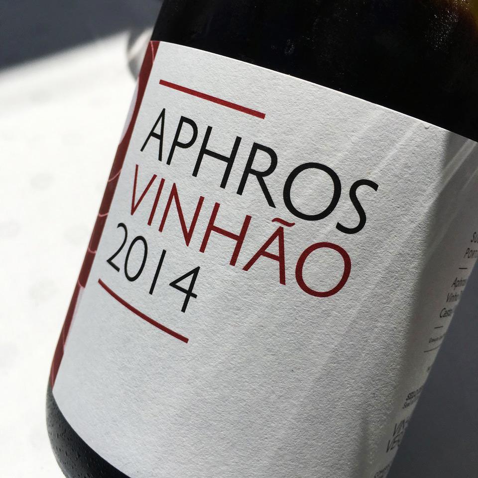 2014 Aphros Vinhão Sub-Região Lima, Vinho Verde DOC